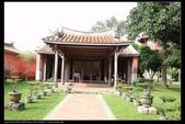 旅遊景點:台南孔廟