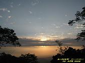 迷人夜景:崁頭山的落日黃昏     IMG_7167