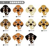 臘腸插畫商品:2008電子桌布月曆訂購方式