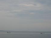 澎湖點滴:停泊在澎湖灣的漁船